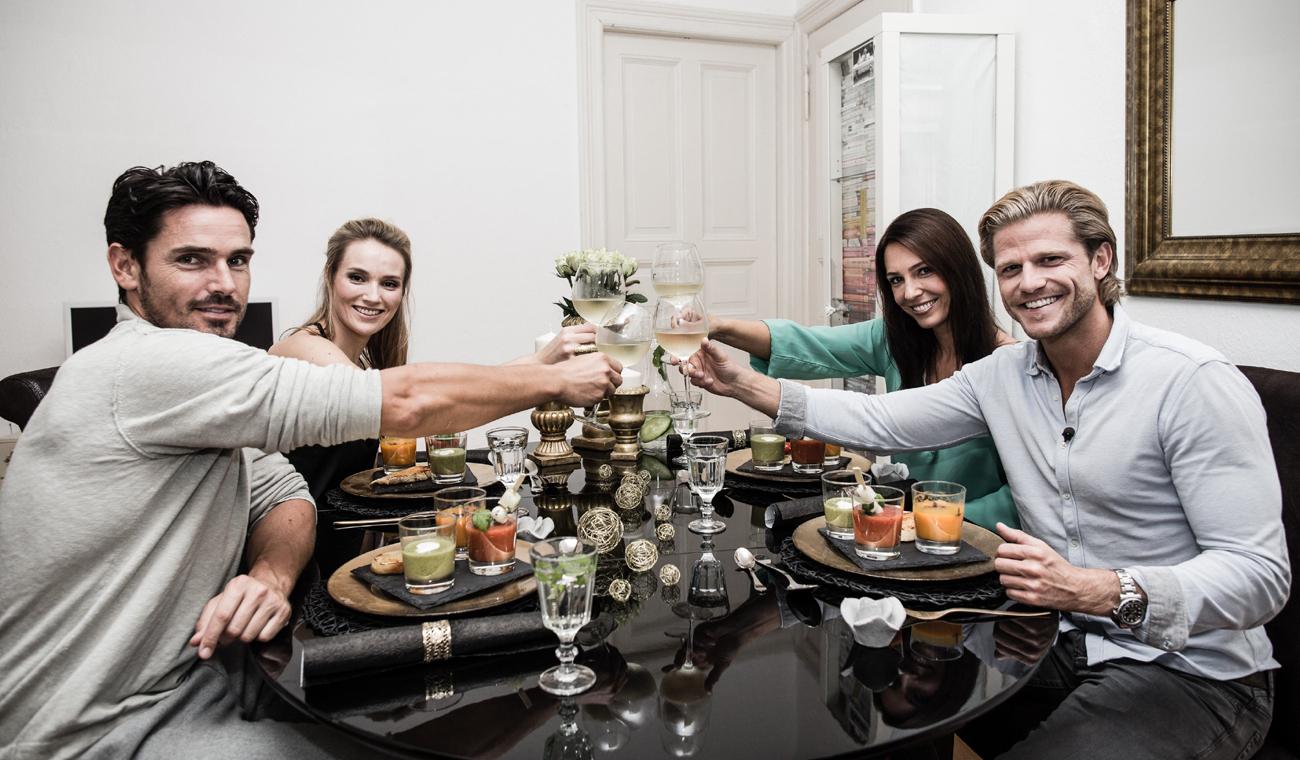 Vox dating dinner