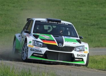 Saisonhöhepunkt: SKODA AUTO Deutschland bereit für Rallye-WM-Gastspiel in der Heimat