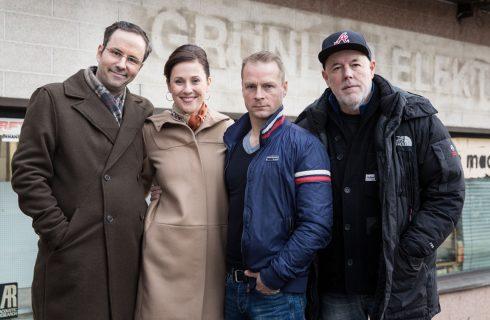 """Lars Becker inszeniert ZDF-Komödie """"Der mit dem Schlag"""""""