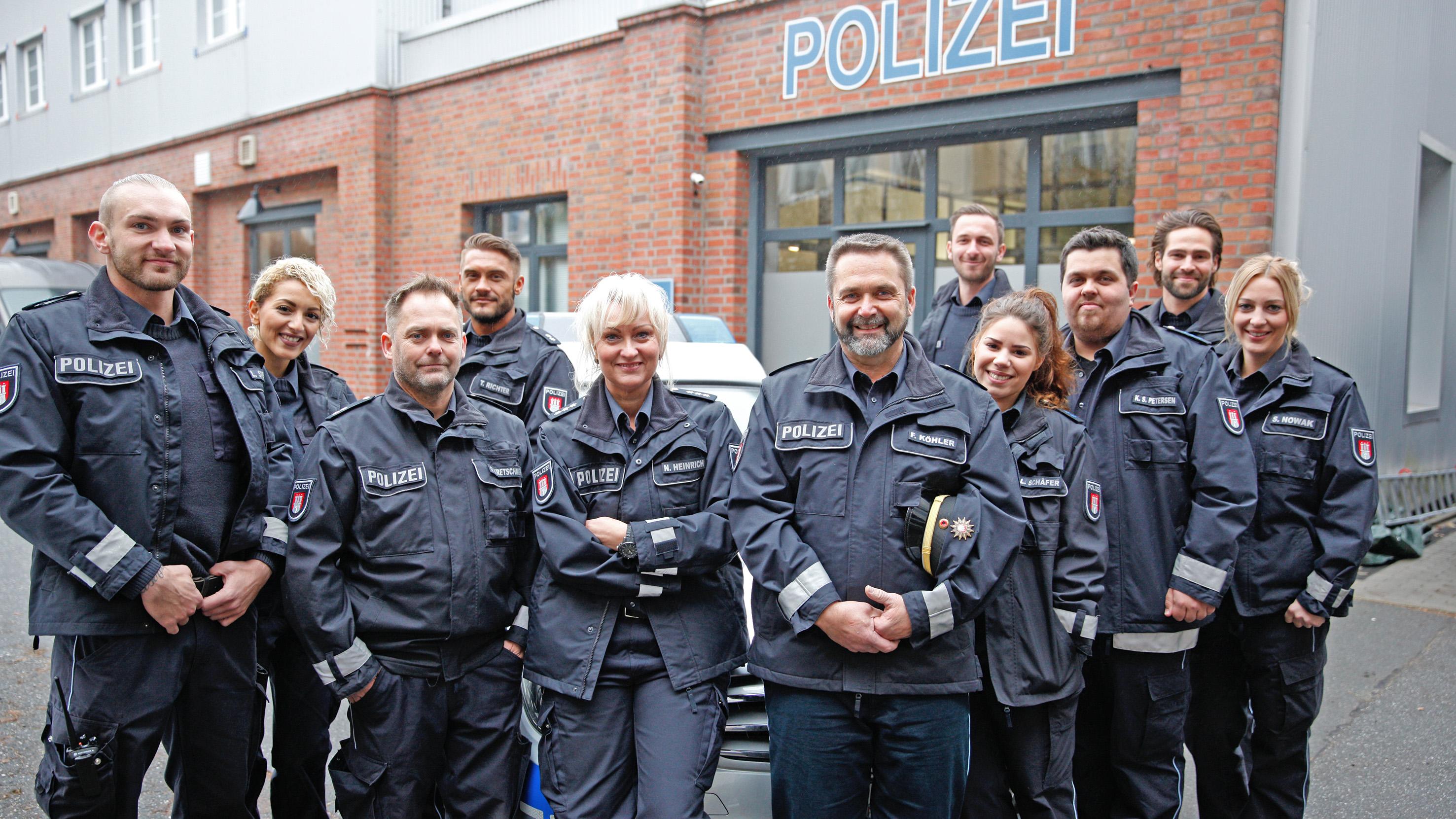 Wache Hamburg